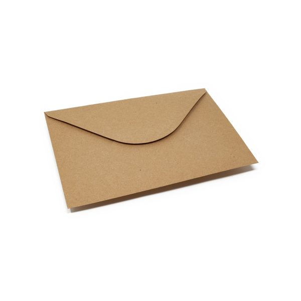 Vokai C5 – perdirbto popieriaus (Brown craft Flecked)