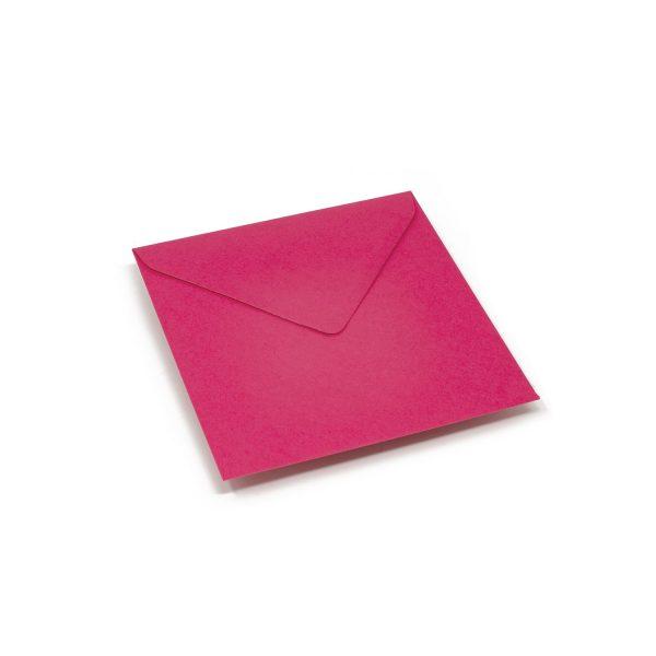 Vokai Kvadratiniai – ryškiai rožiniai (Fuschia Pink)