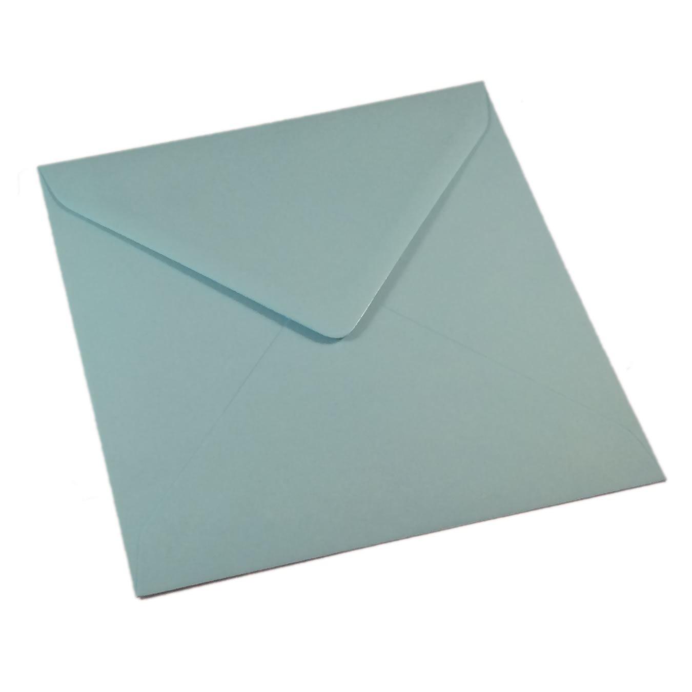 Kvadratiniai pastel blue