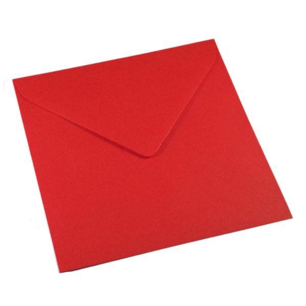 Kvadratiniai poppy red