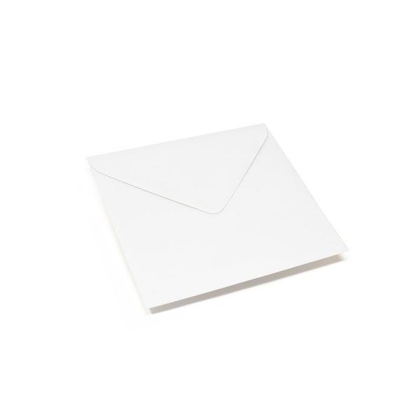 Vokai Kvadratiniai – balti (White)