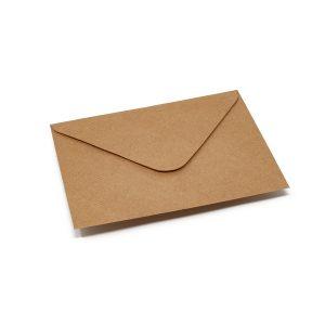 Vokai G5 – perdirbto popieriaus rantyti (Brown craft Ribbed)