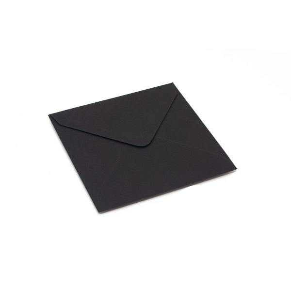 Vokai Kvadratiniai 130x130 – juodi (Black)