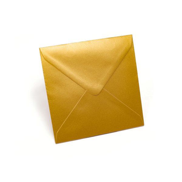 Vokai Kvadratiniai – auksiniai (Gold)